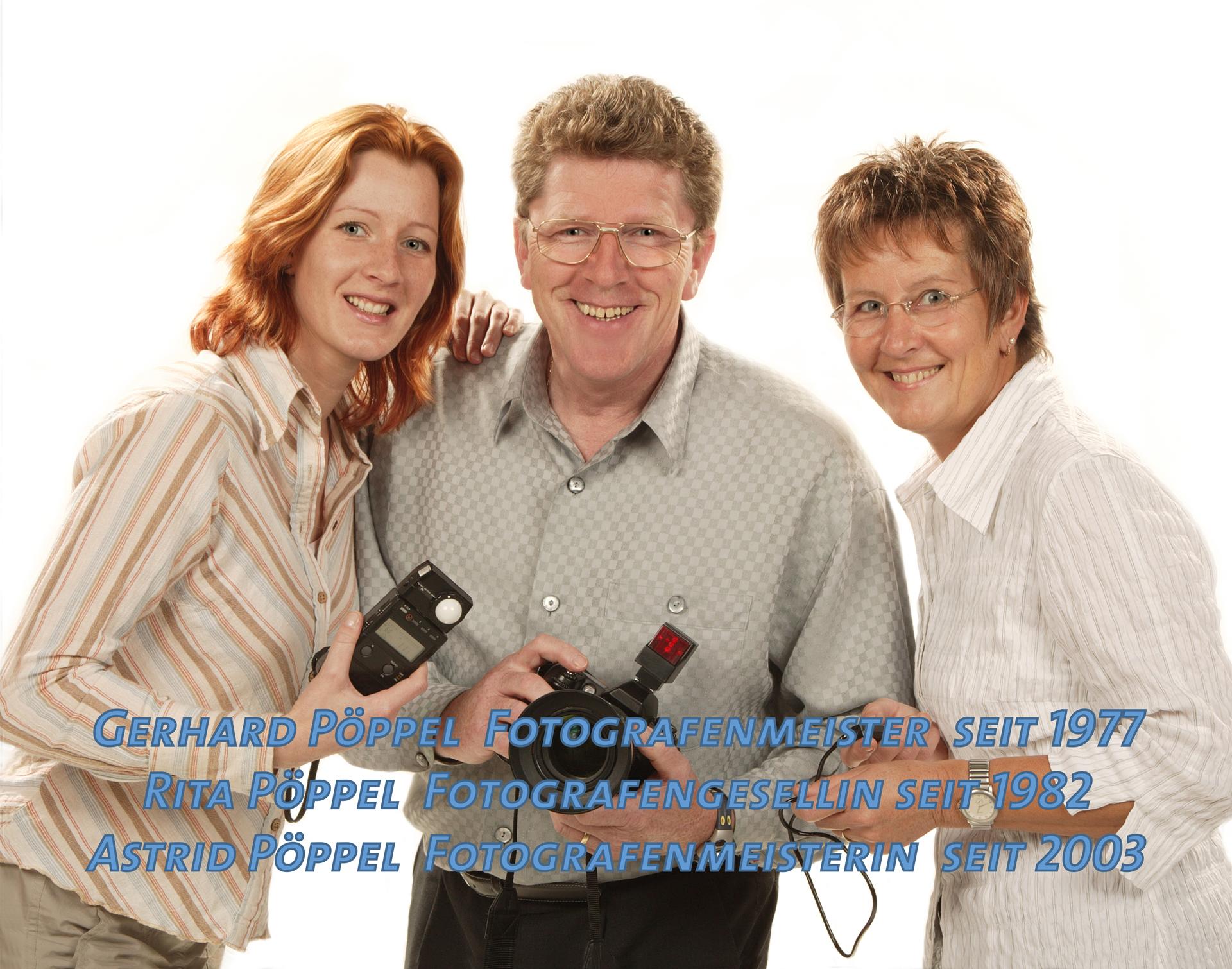 Teamfoto Fotostudio Pöppel Weeze