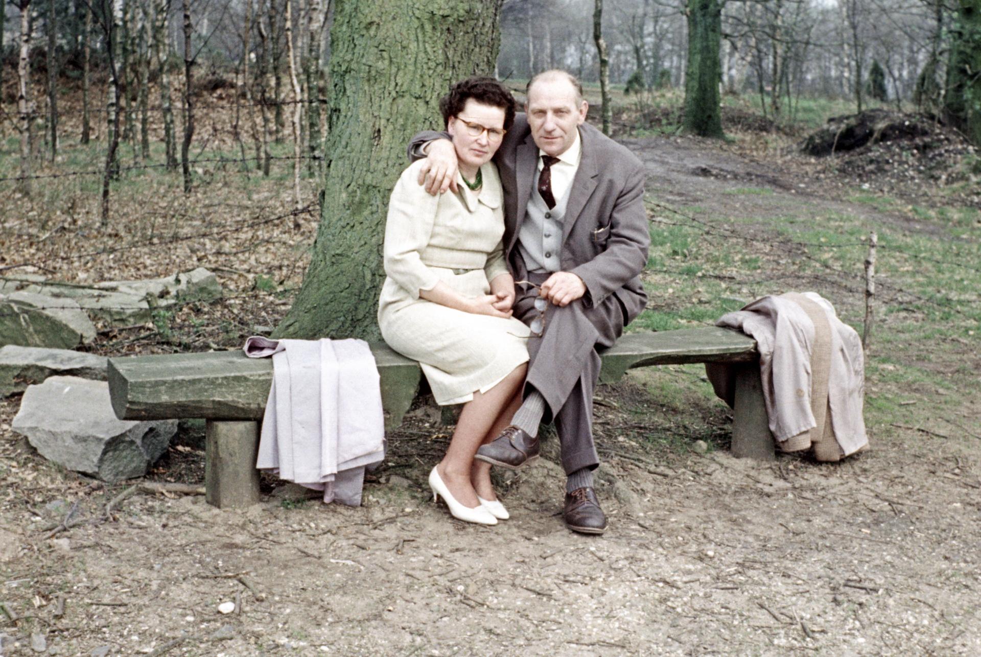 Anni und Erich Pöppel