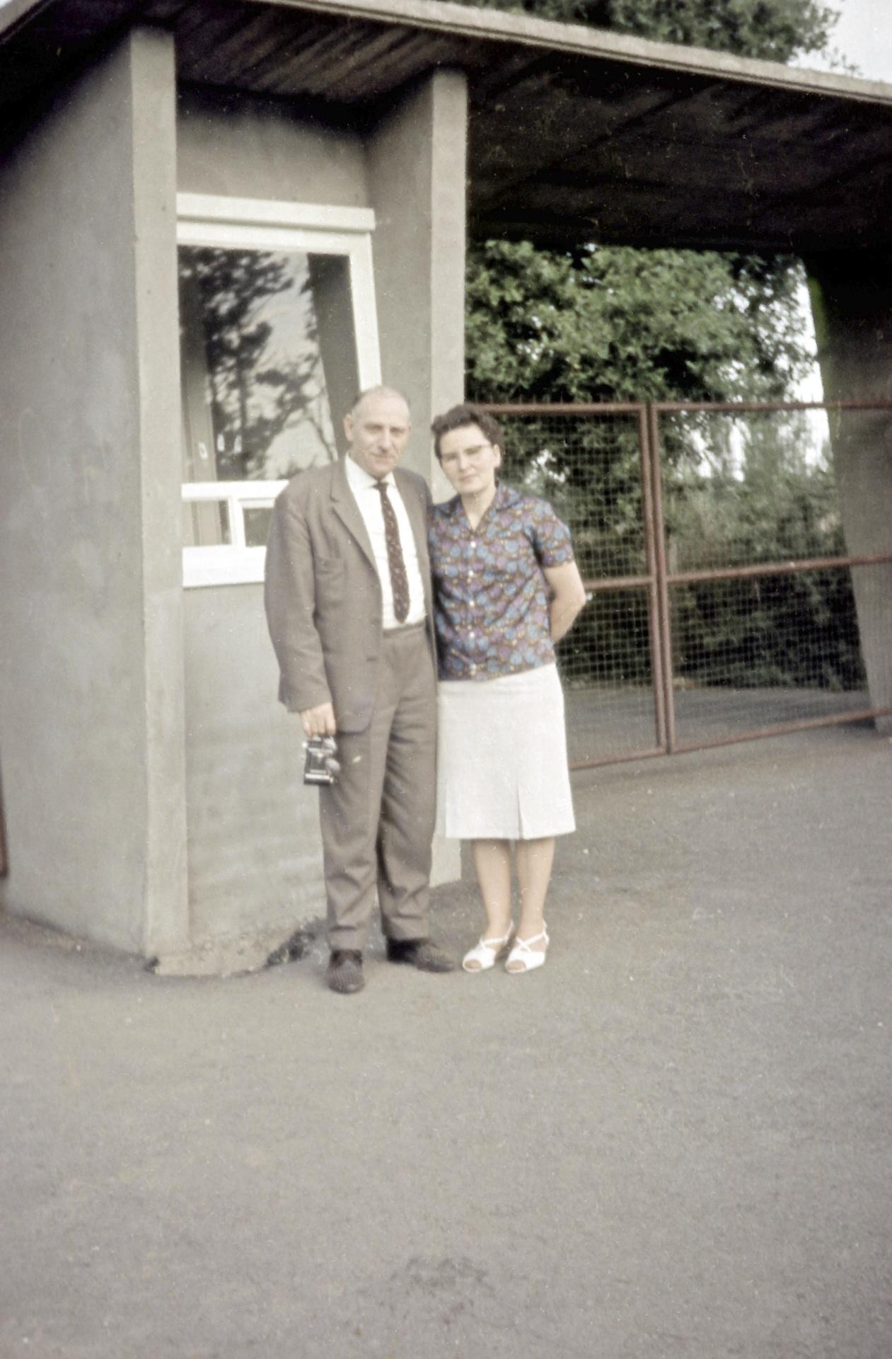 Erich und Anni Pöppel