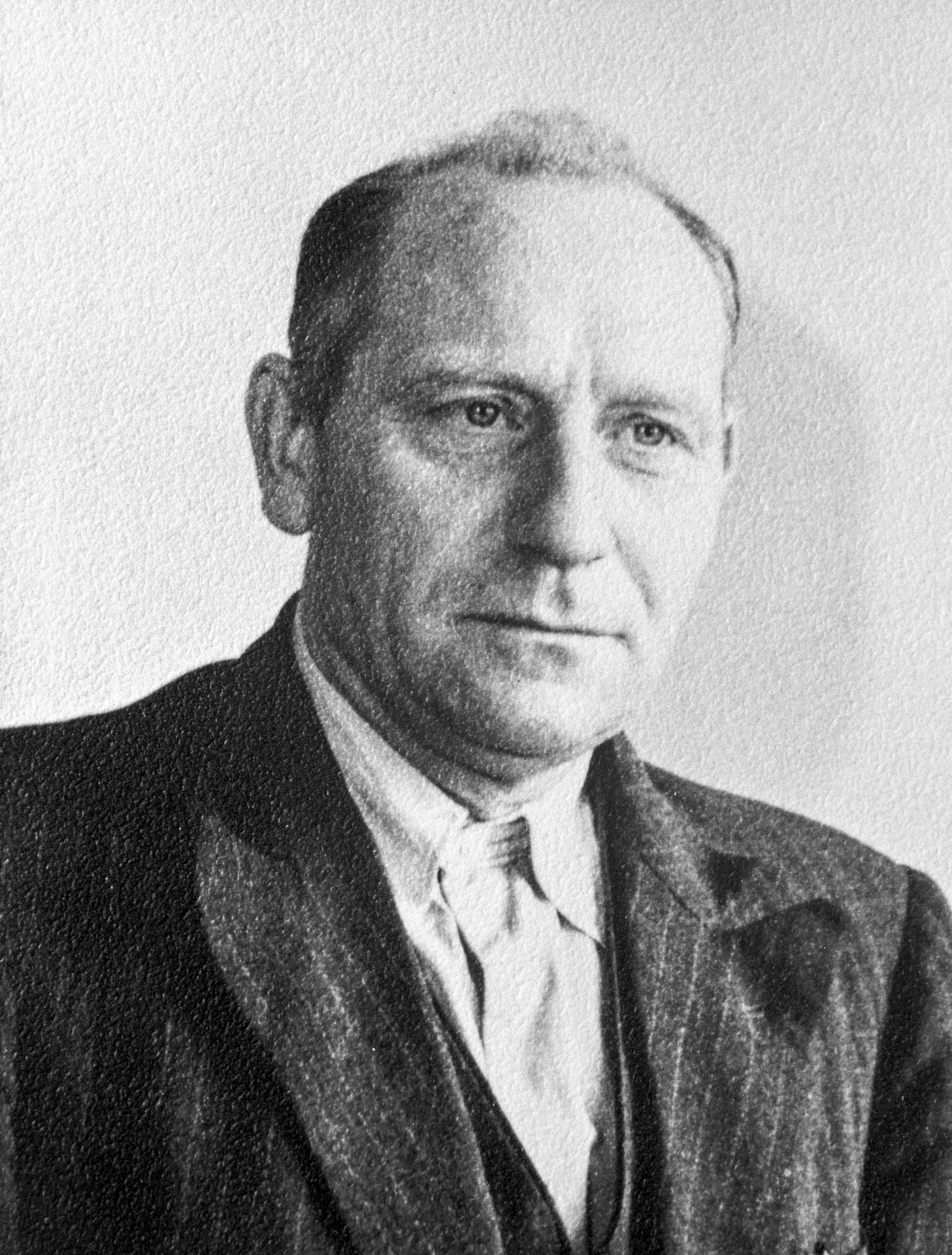 Erich Pöppel Firmengründer